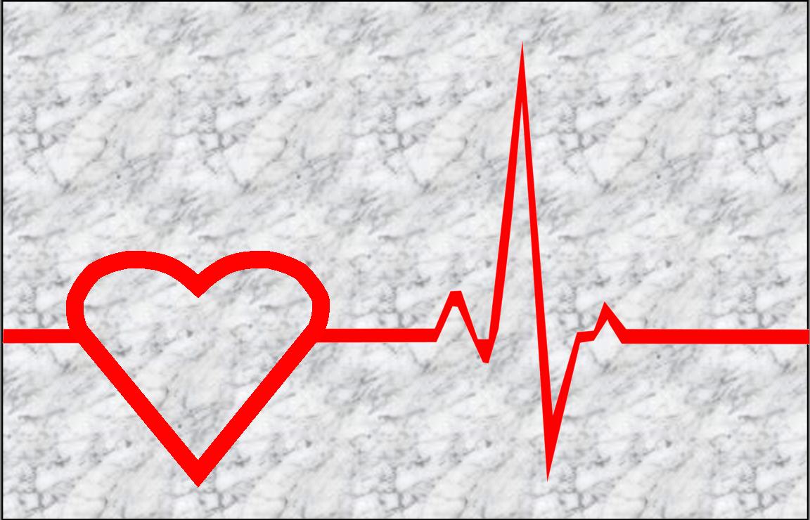 Normal Heart Rhythm Illustration